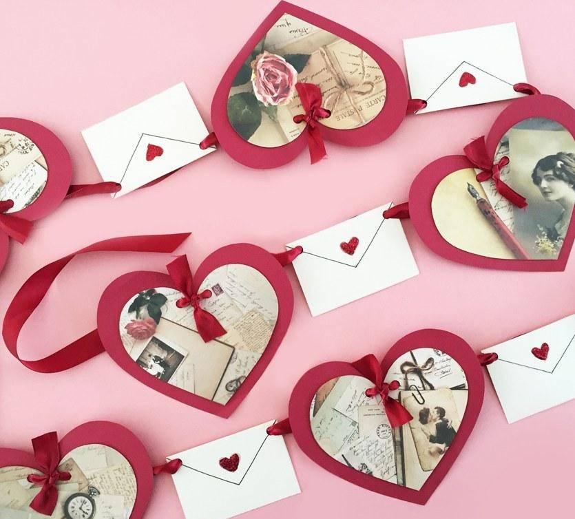 Лучшие идеи подарков своими руками для влюбленных на день святого валентина 14 февраля: фото