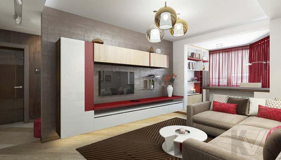 Трешка п44т дизайн гостиная перепланировка. отделка и ремонт трехкомнатной квартиры п44т: цены от бригады мастеров