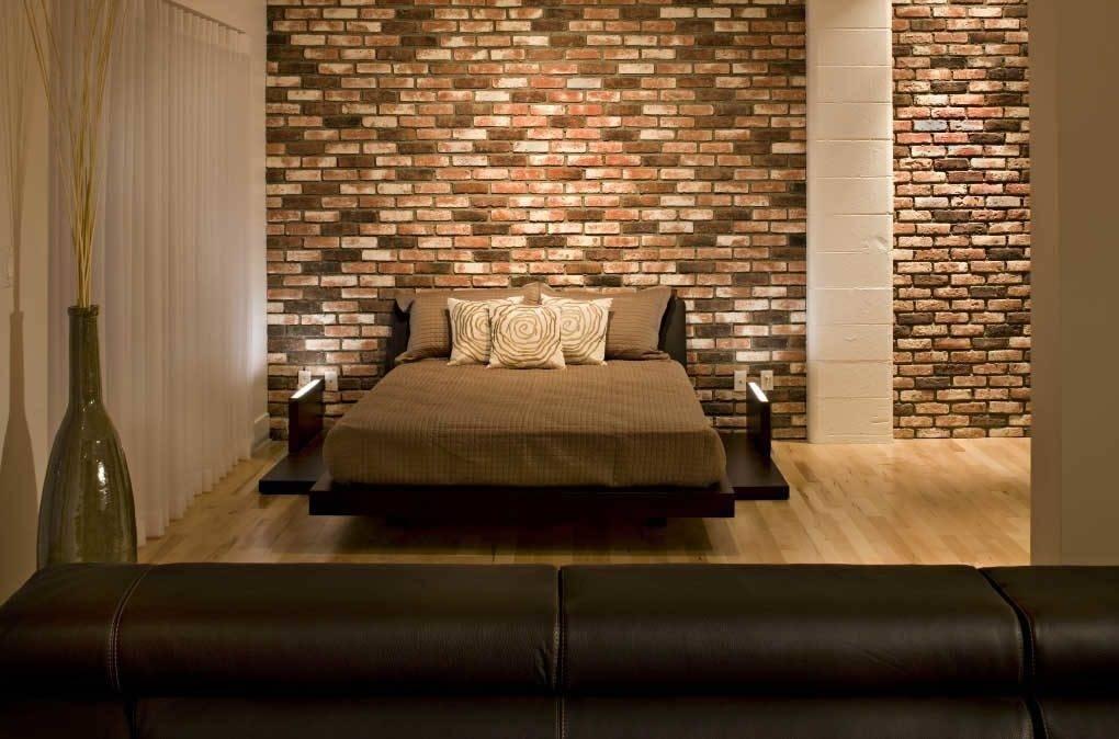 Камень в интерьере — 50 фото дизайна с декоративными элементами