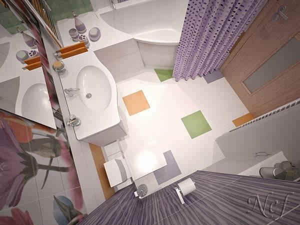 Ванная комната 6 кв. м. - 95 фото практичных вариантов обустройства ванной
