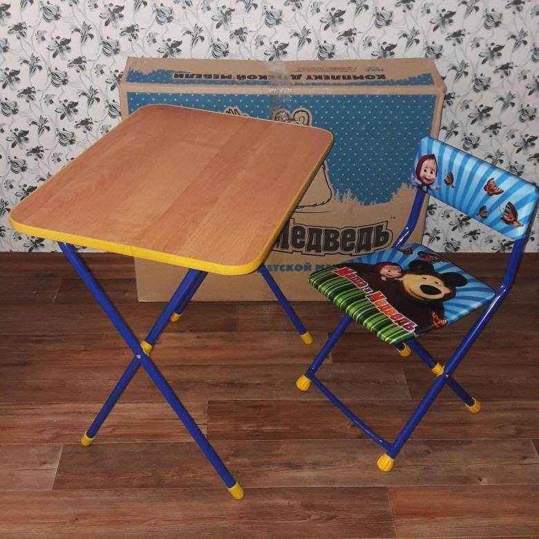 Складной письменный стол: раскладной столик и модель секретера для дома