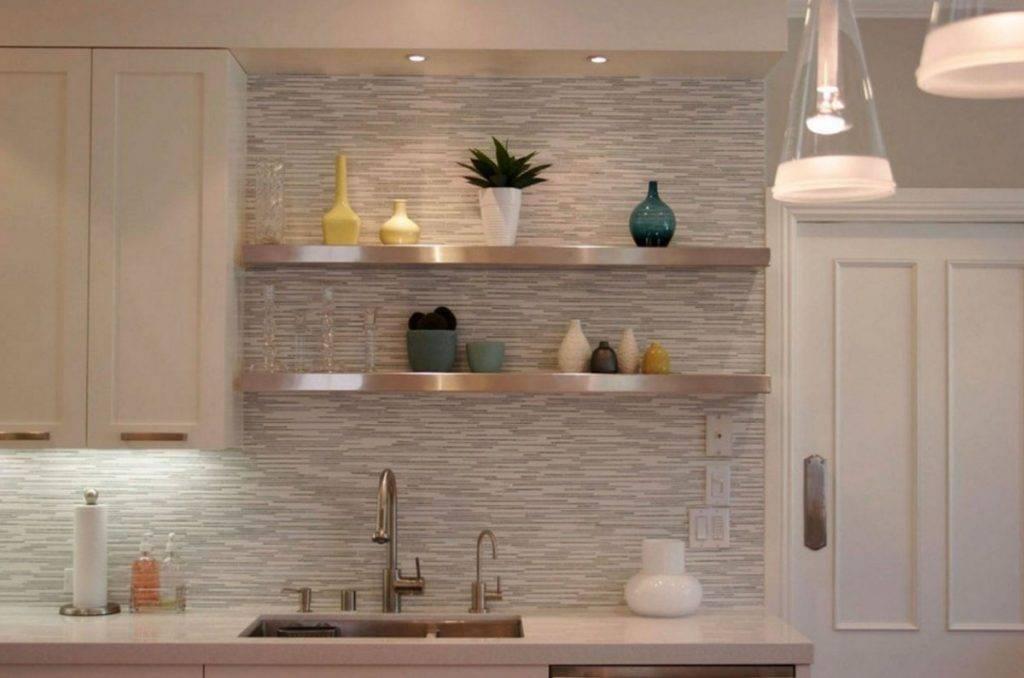 3d элементы в интерьере кухни