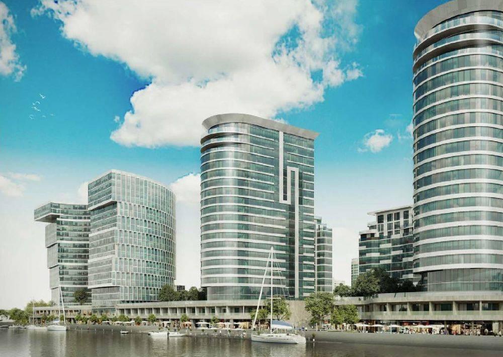 Новостройки на набережных: обзор 10 жилых комплексов у воды