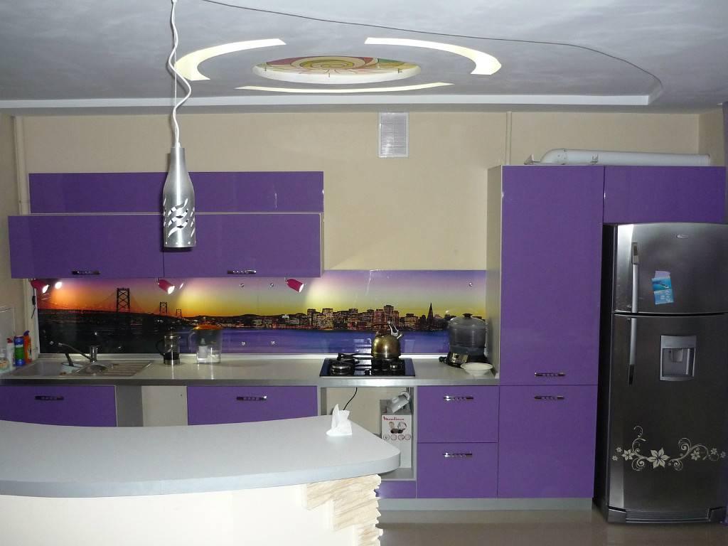 Кухни бордового цвета - изысканное решение для дизайна (80 фото)