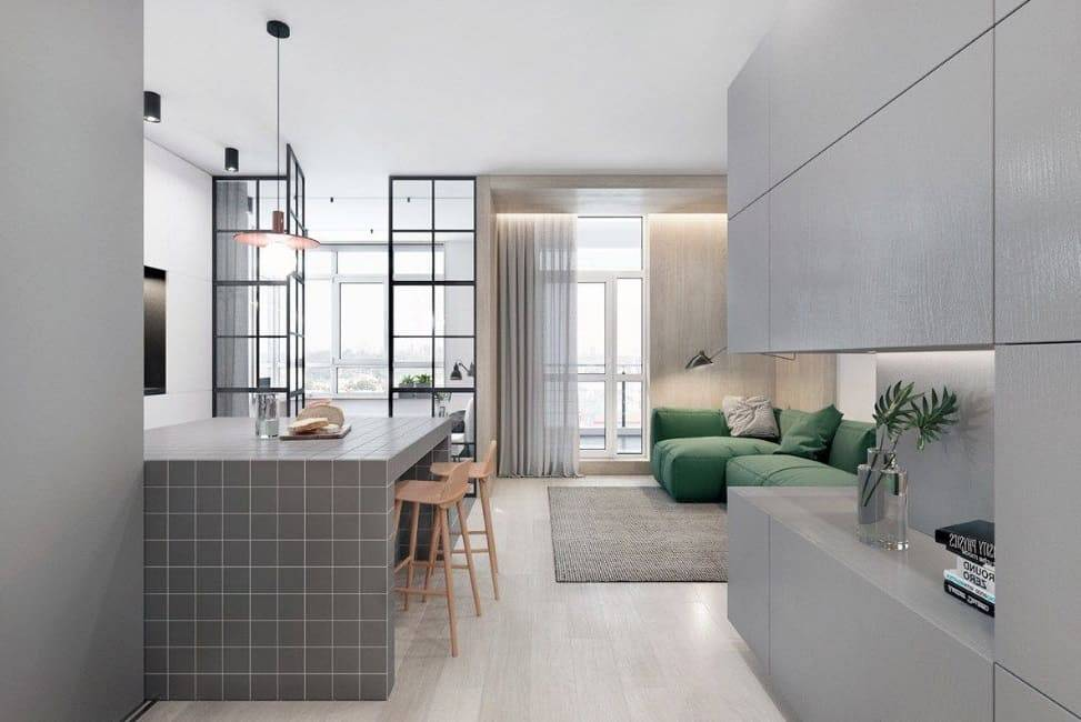 Квартира в стиле минимализм: 90 фото идей уютных интерьеров