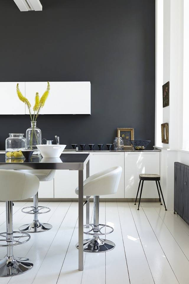 Варианты сочетания цветов в интерьере кухни