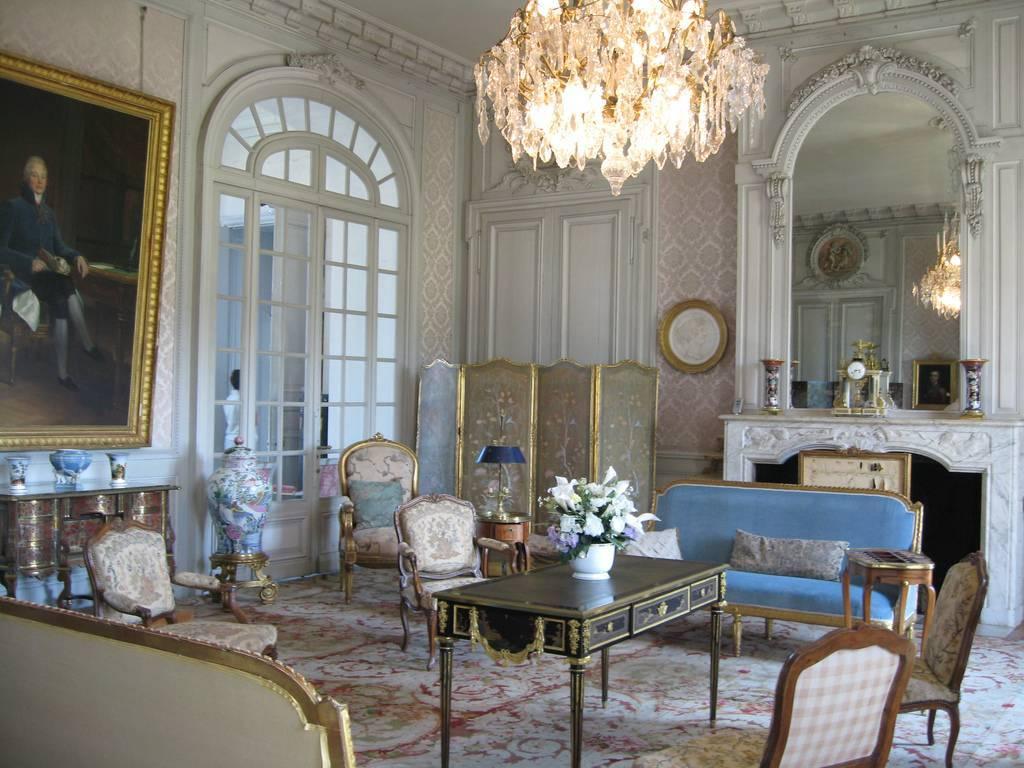 Особенности классицизма в интерьере - «стили» » «дизайна интерьера»