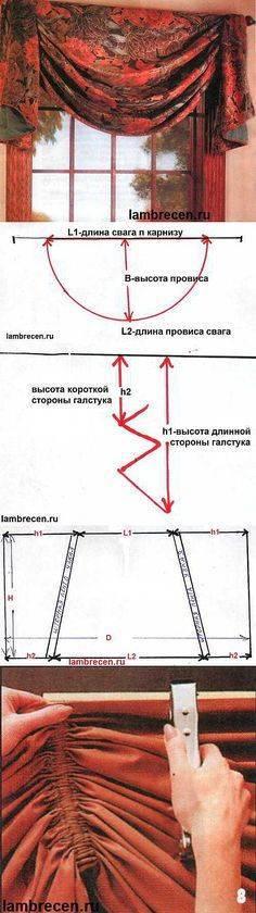 Пошаговое руководство по самостоятельному пошиву тюля