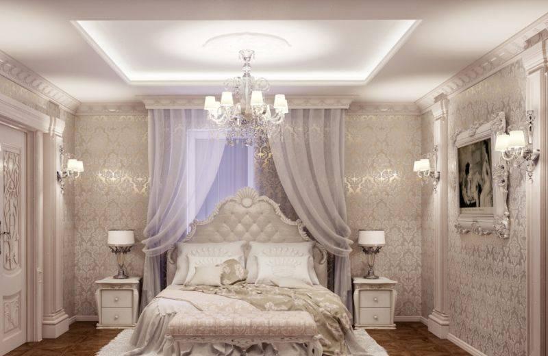 Красивые интерьеры комнаты в классическом стиле - главные идеи и элементы дизайна