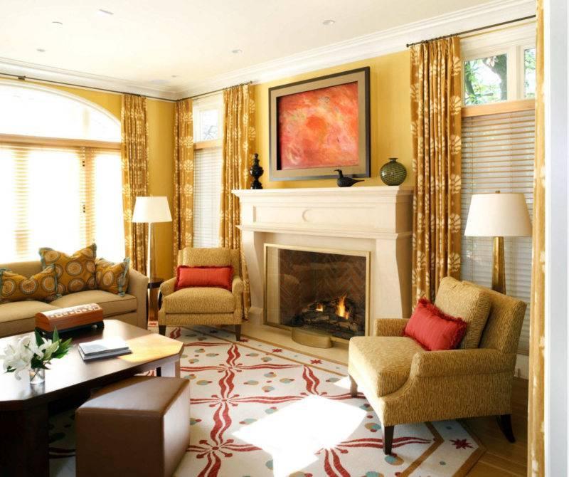 8 советов по расположению мебели в гостиной (зале)