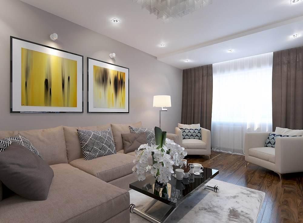 Дизайн квартиры-студии 18 кв. м. 64 фото): дизайн квартиры с одним окном, интерьер кухни-гостиной