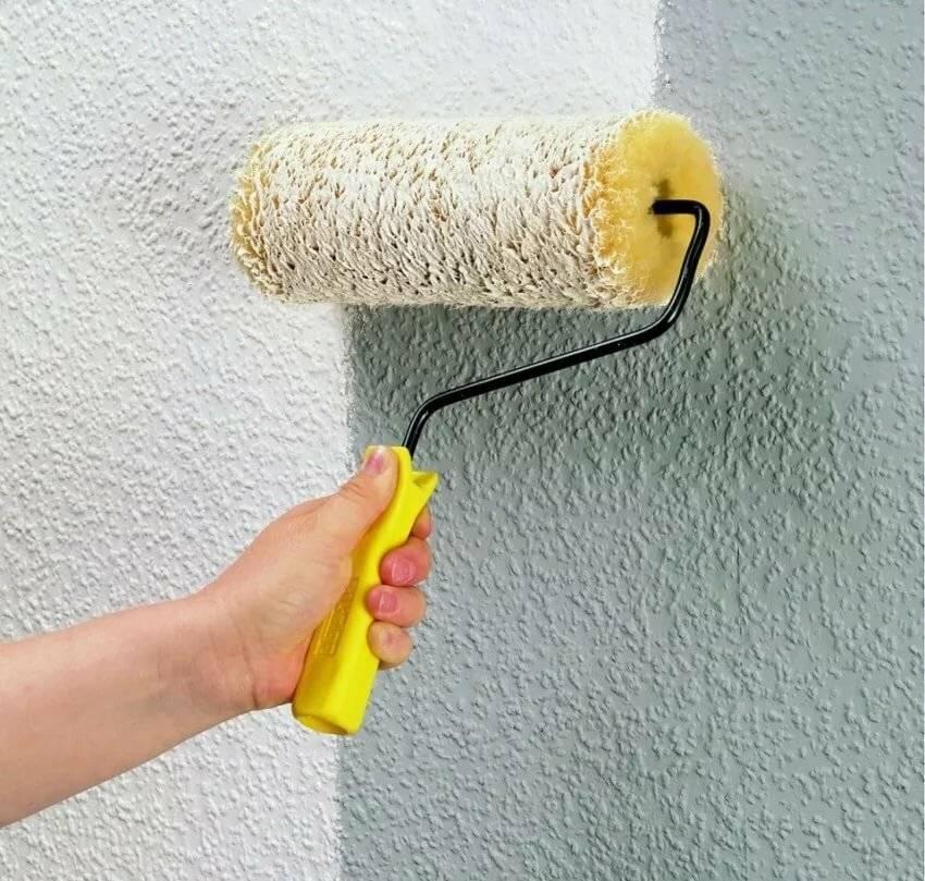 Краски для окрашивания стен с различными эффектами — раскрываем суть