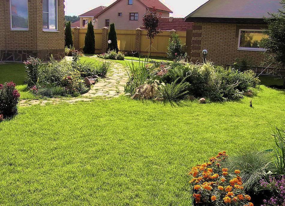 Красивые идеи ландшафтного дизайна загородного дома
