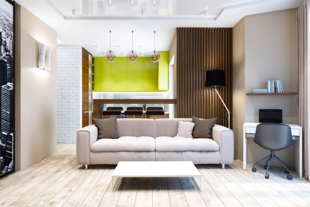 Дизайн квартиры 30 кв.м: лучшие проекты и оформление интерьера (80 фото)   дизайн и интерьер