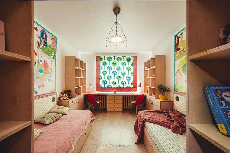 Планировка детской комнаты 14 кв м фото коллекция