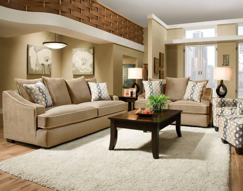 Диваны в интерьере гостиной дома и квартиры   топ-10 трендов + 200 фото: самые стильные дизайнерские решения