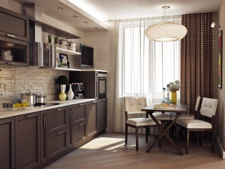Кухня 13 м2: красивые идеи дизайна (75 фото)
