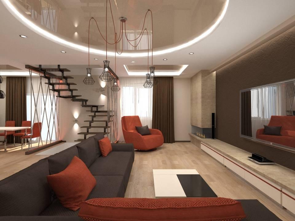 Планировка гостиной: создаем дизайн для всех размеров