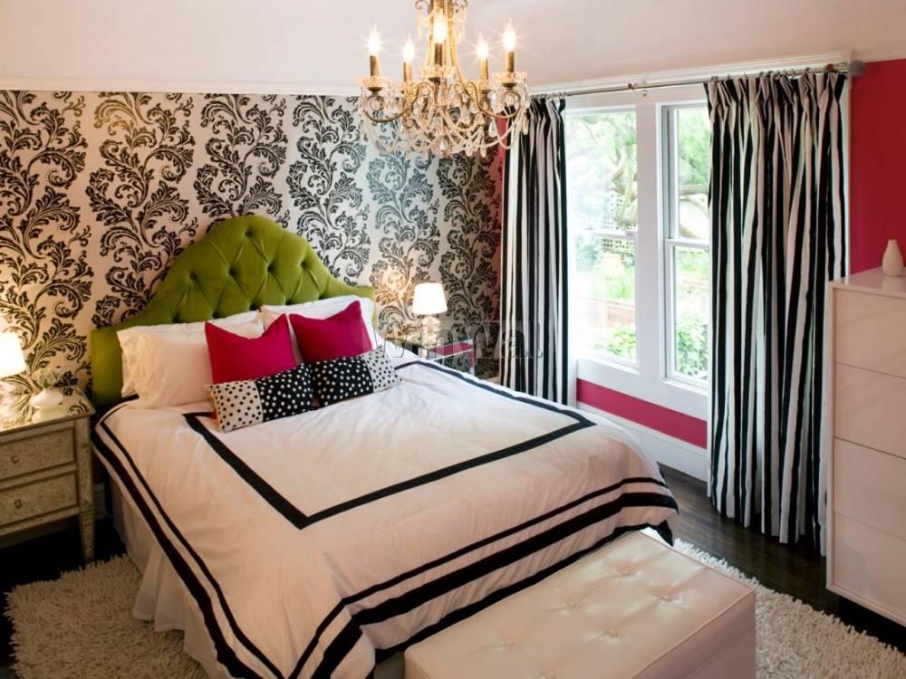 Розовая спальня: 125 фото новинок дизайна спальни с розовыми оттенками