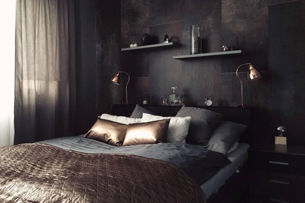 200 интерьеров в темных тонах — примеры от дизайнеров, тренды, стиль, лайфхак