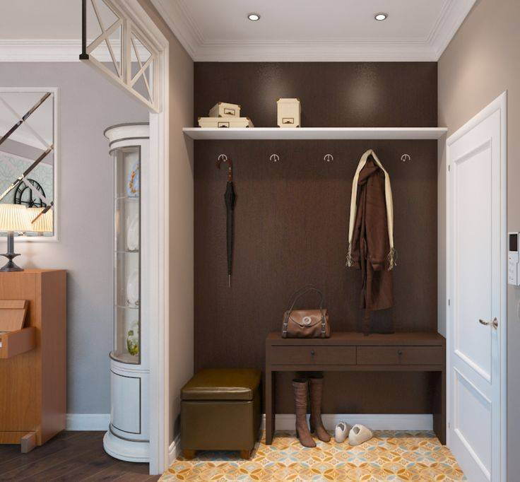 Дизайн маленькой прихожей - 12 красивых идей, 80 фото интерьеров после ремонта