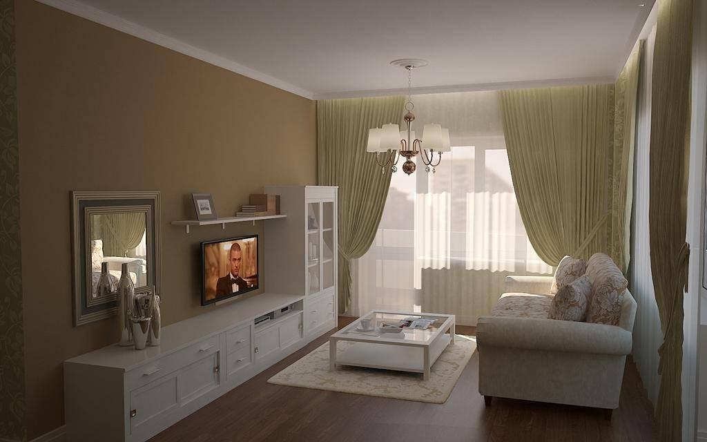 100 лучших идей дизайна: интерьер гостиной 15-16 кв. м на фото