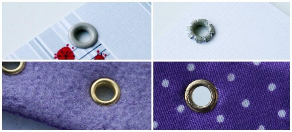 Как сделать шторы на кольцах своими руками: пошив и крепление