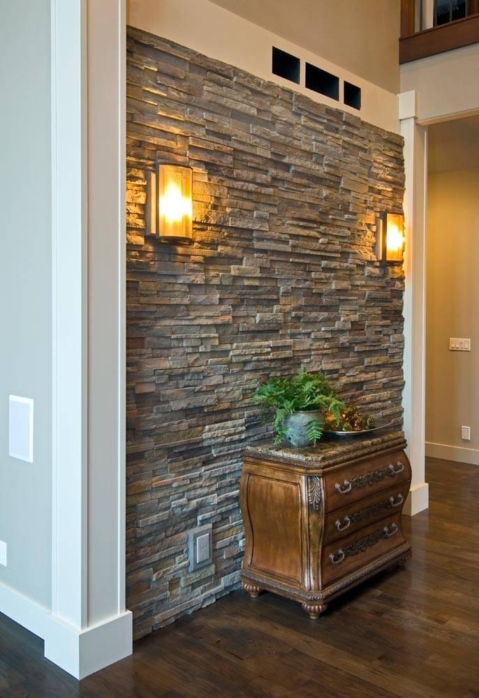 Натуральный камень в интерьере. отделка дома натуральным камнем