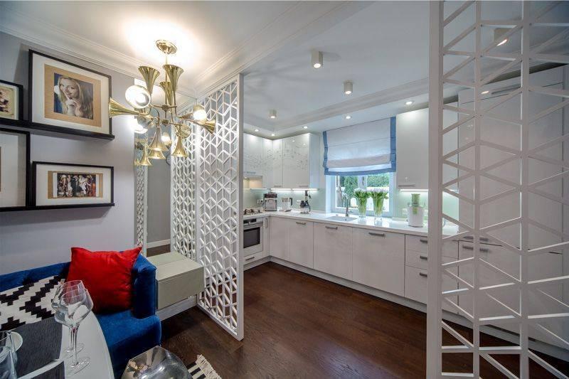 Кухня, совмещенная с гостиной: плюсы, минусы, приемы зонирования