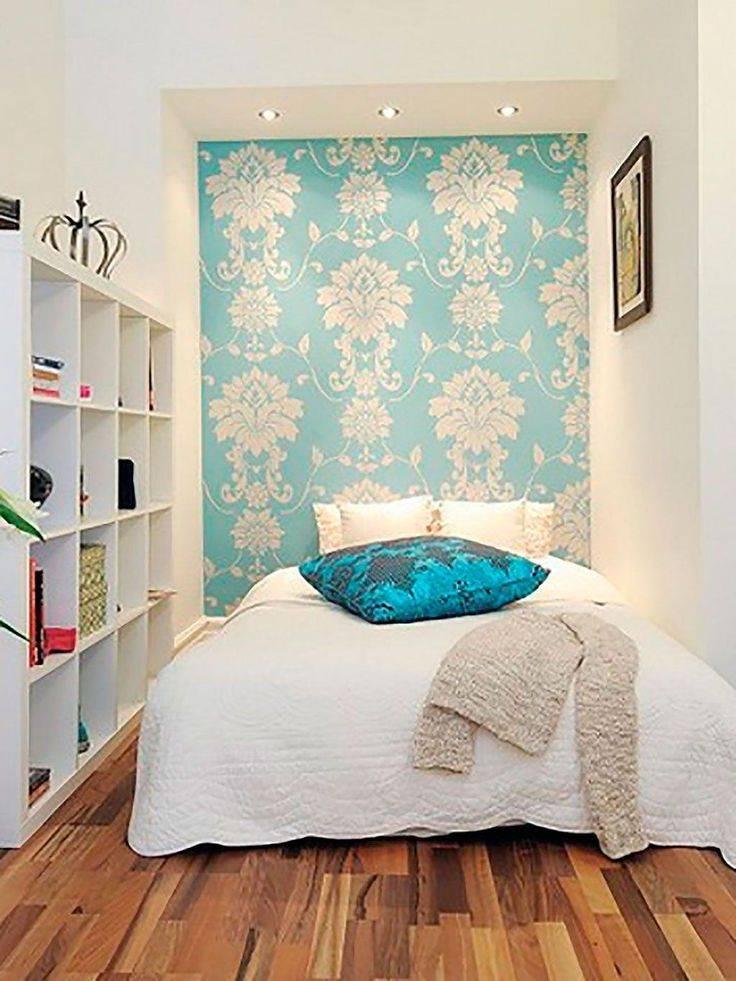 Подбираем обои для маленькой комнаты: какая отделка зрительно увеличит пространство?