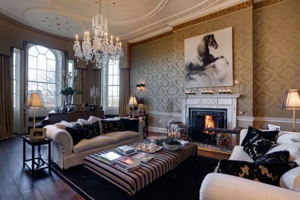Английский стиль в интерьере квартиры: новый взгляд на ушедшую эпоху