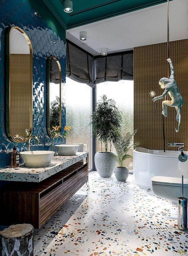 Ковер в ванную комнату: гид по материалам, размерам и уходу | текстильпрофи - полезные материалы о домашнем текстиле