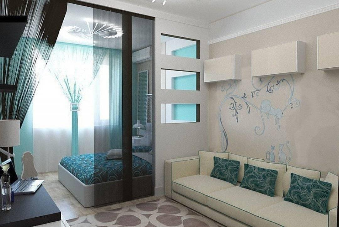 Дизайн спальни 18 кв. м. (84 фото): интерьер комнаты с балконом, ремонт и планировка прямоугольной спальни-зала, как обставить
