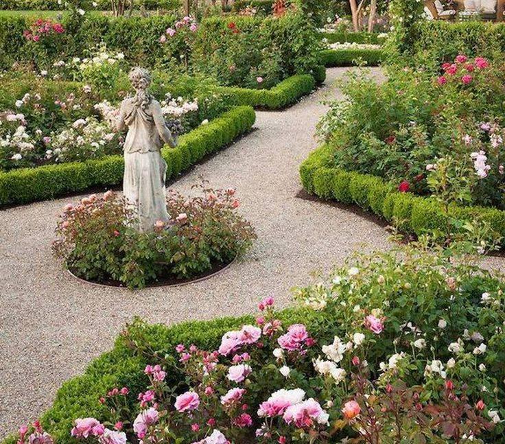 Розы в ландшафтном дизайне сада, в том числе плетистые, почвокровные и прочие, идеи с фото, сочетание с другими цветами