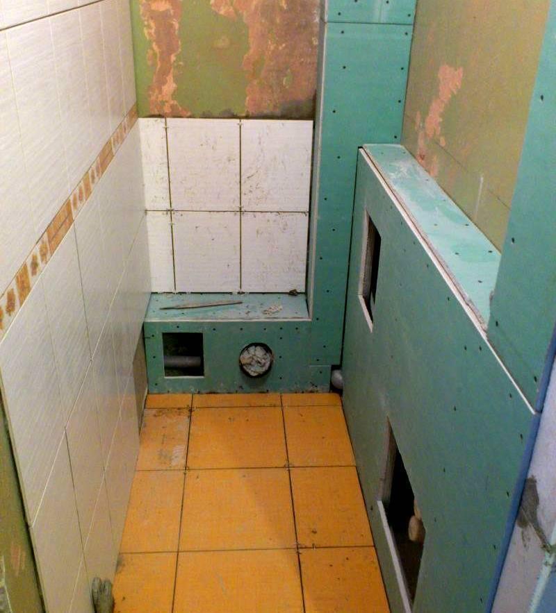 Как спрятать трубы в туалете, чем закрыть – возможные варианты с примерами