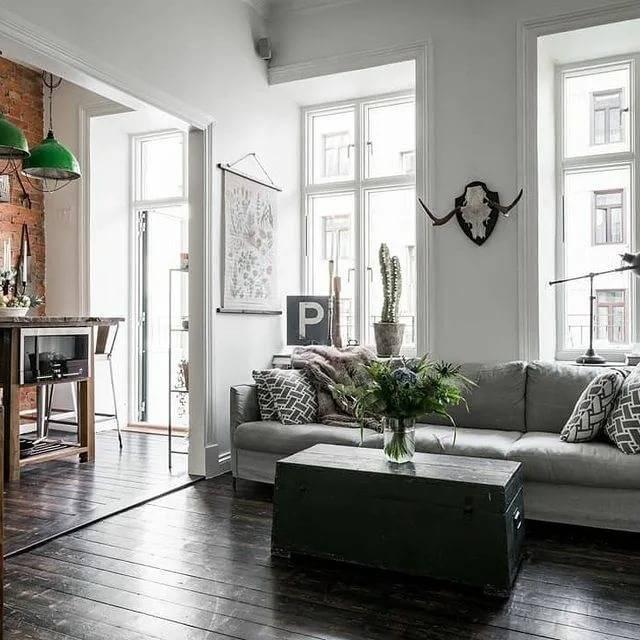 Скандинавский стиль в интерьере [60 фото]: особенности и дизайн