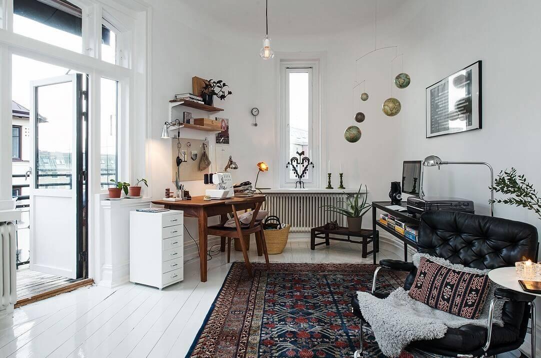 Шведский стиль в интерьере: дизайн - 29 фото