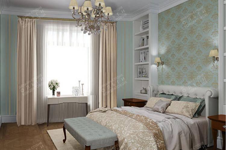Дизайн спальни 12 кв. м. - фото идеи, советы по обустройству спальни