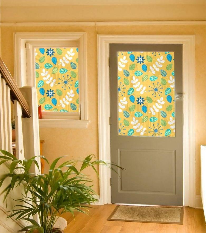 Украшения на дверь своими руками: 80+(фото) ярких идей 2018 года