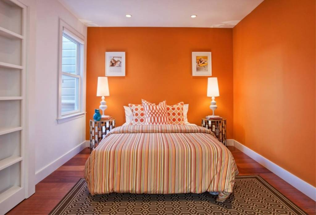 Цветовые решения для интерьера спальни - 107 фото примеров