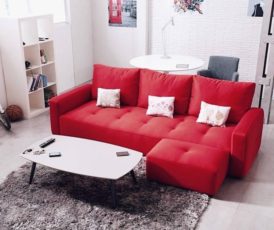 Как выбрать цвет мягкой мебели, чтобы интерьер был гармоничным