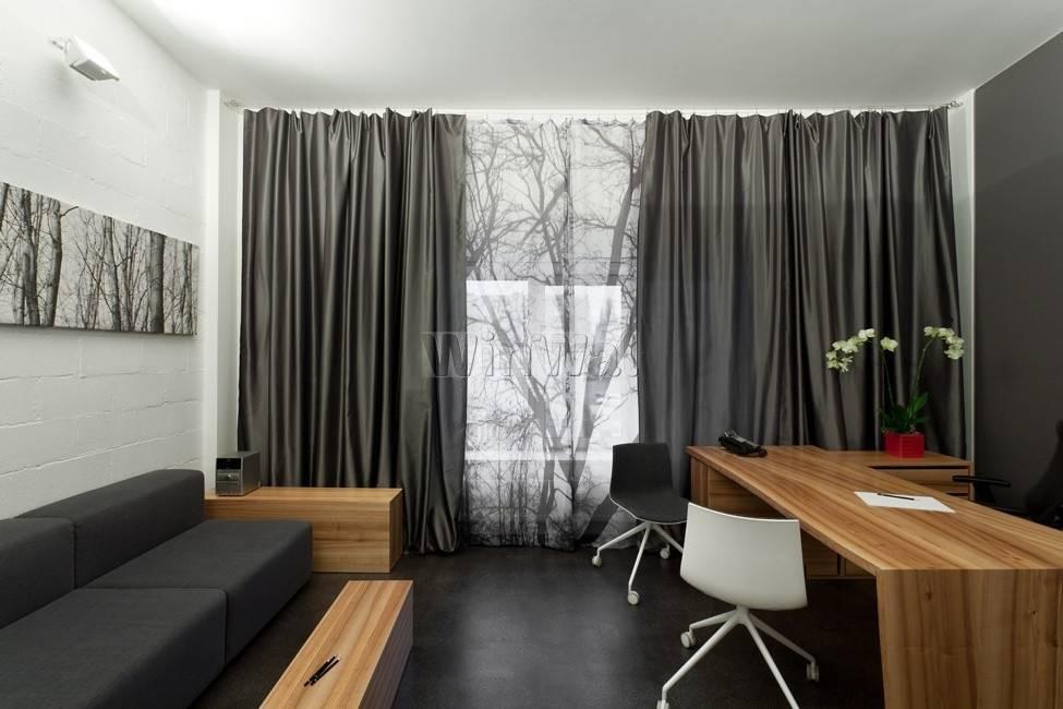 Яркие шторы - 55 фото идеального сочетания в интерьере