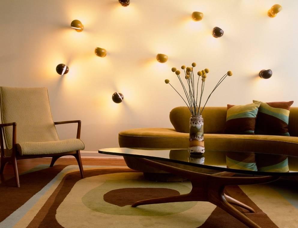 Декор гостиной (60 фото): как украсить своими руками, оригинальные идеи-2021 оформления зала в квартире в современном стиле