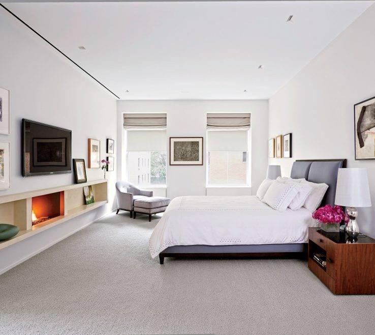 Особенности оформления гостиной с камином
