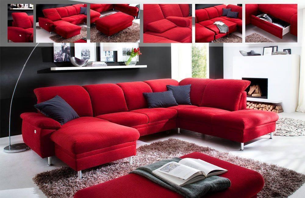 Белый диван в интерьере: фото, преимущества