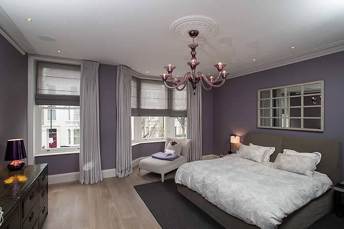Дизайн спальни 14 кв.м. (75 фото) - современные идеи оформления