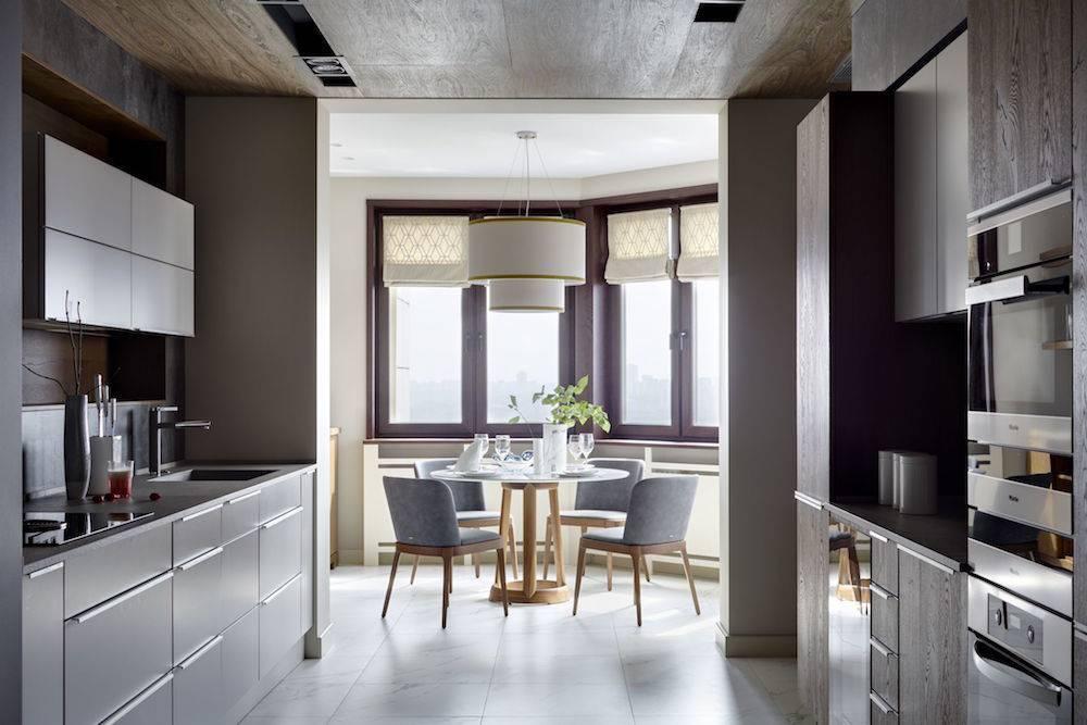 Планировка кухни 15 кв.м с диваном: варианты зонирования, виды отделки, цветовые решения и дизайн