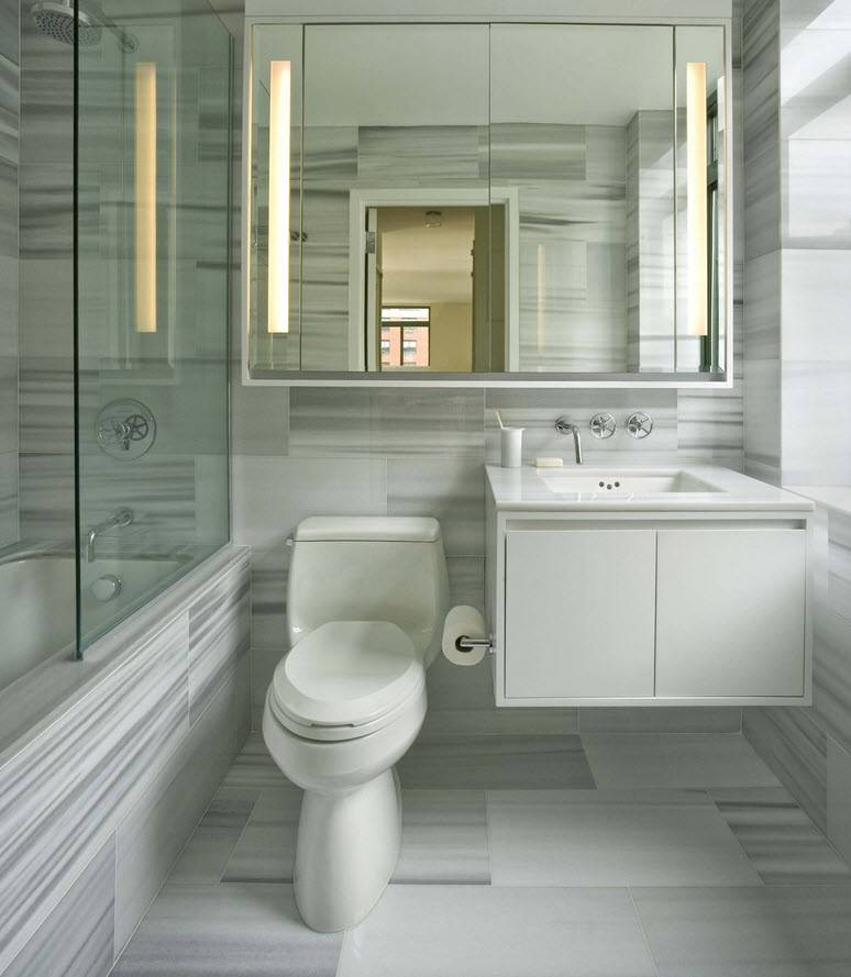 Дизайн ванной, совмещенной с туалетом 3 кв. м (76 фото): оформление интерьера санузла со стиральной машиной, планировка маленькой комнаты