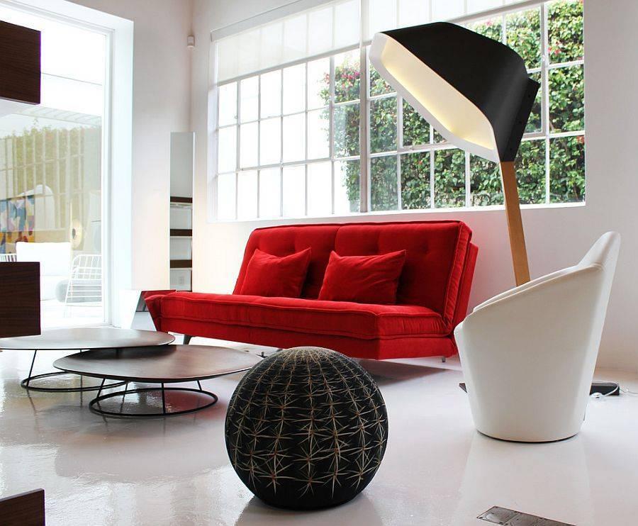 Дизайн гостиной: современные идеи в дизайне интерьера