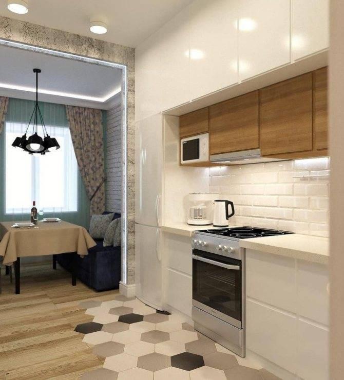 Кухня-гостиная 20 кв. м: дизайнерские идеи и 75 фото удачных решений